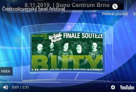 8. 11. od 18:00 Sono Centrum Brno – video