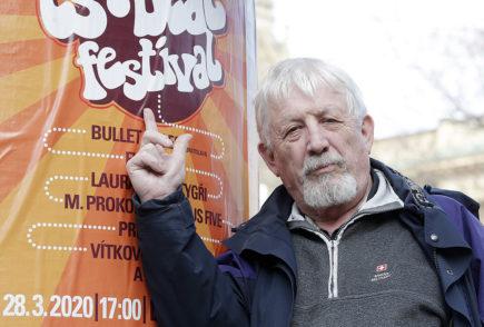 Dramaturg Ivan Rössler: Československý beat-festival patří do Lucerny